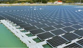 Japón Prepara La Granja Solar Flotante Más Grande Del Mundo