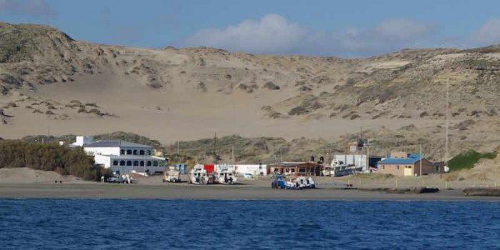 Puerto Pirámides Quedó Colapsada Y Con Serios Problemas En El Camping