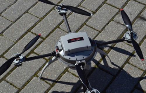 Siemens Desarrolla Un Sistema De Inspección Basado En El Uso De Drones E Imágenes 3D