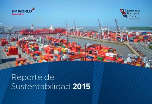 TRP – DP World Buenos Aires (Terminales Río De La Plata) Publicó Su Reporte De Sustentabilidad