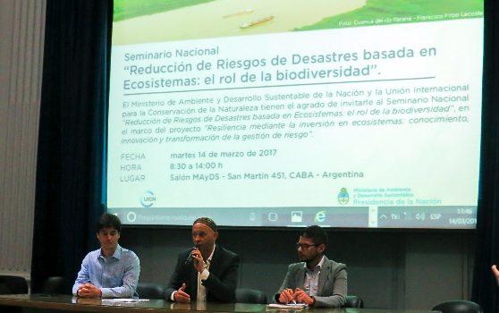 Bergman Presentó El Plan De Acción 2016-2020 De La Estrategia Nacional De Biodiversidad