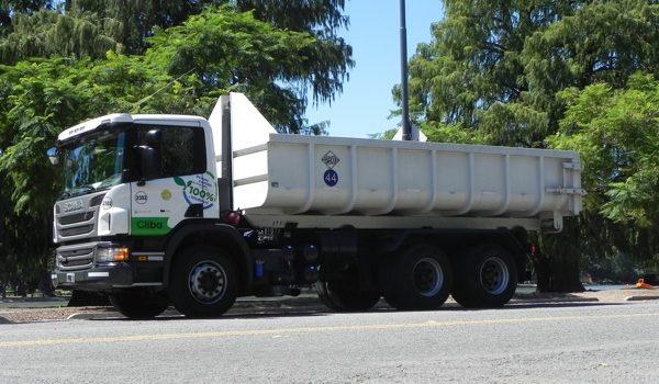 Cliba Opera El Primer Camión Propulsado Con 100% Biodiesel