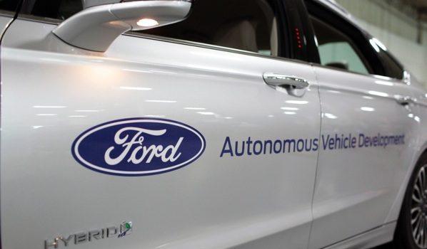 Nueva Investigación Posiciona A Ford Como El Líder En El Desarrollo De Sistemas Autónomos De Conducción