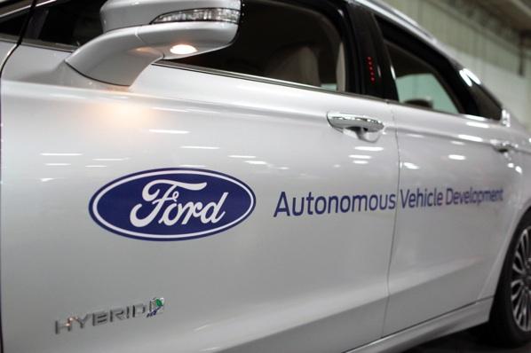 FordAutonomo