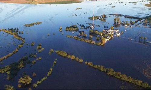 Niño Costero Podría Haber Influído En Las Inundaciones