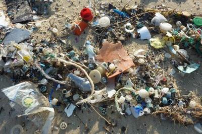 Aumenta La Contaminación De Plástico En Aguas Del Ártico, Según Un Estudio