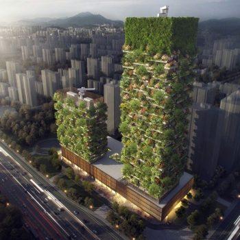 'Edificios Verdes' En China Para Disminuir La Contaminación