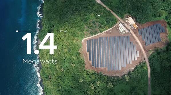 Así Es La Isla Que Funciona Al 100% Con Energía Solar