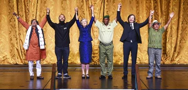 Seis Héroes Del Medio Ambiente