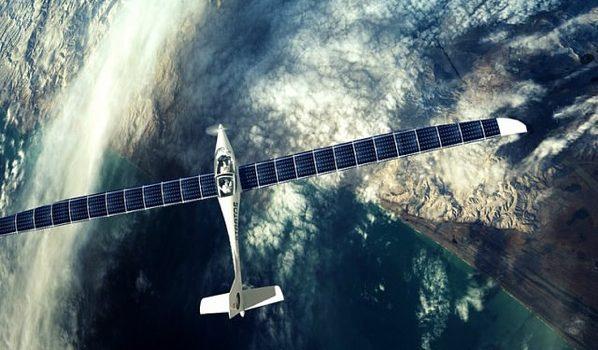 SolarStratos, El Primer Avión Solar En Volar Al Espacio