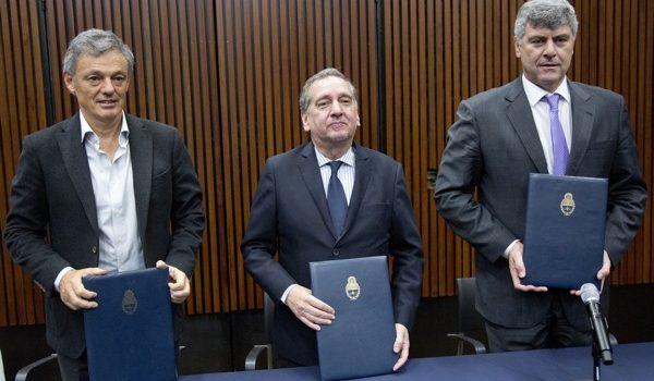 Los Ministerios De Ciencia, Producción Y Agroindustria Firman Acuerdo Sobre Bioeconomía