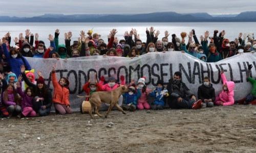 En Bariloche Reclamaron Por La Contaminación Del Lago