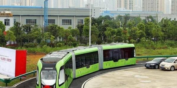 El Innovador Transporte Híbrido De China