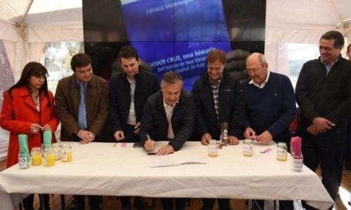 Municipios De Mendoza Se Unen Para Enfrentar El CC