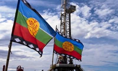 Territorio Mapuche Bajo Derrames Petroleros