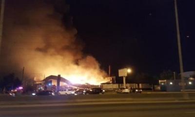 Industria Controvertida En Santa Fe Suma Un Incendio