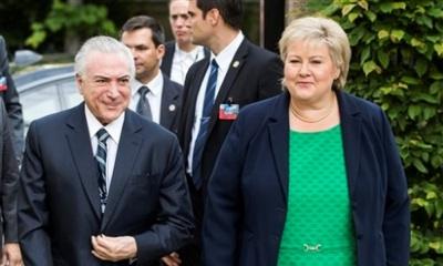 Noruega Presiona A Brasil Por La Deforestación