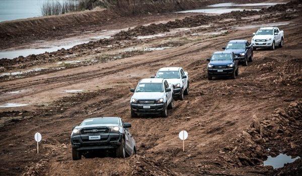 Ford: Las Versiones XL De La Ranger Año Modelo 2018 Fueron Protagonistas De La #RangerExperience