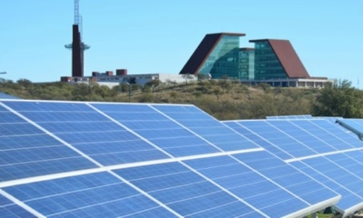 San Luis Amplía Un Parque De Energía Solar
