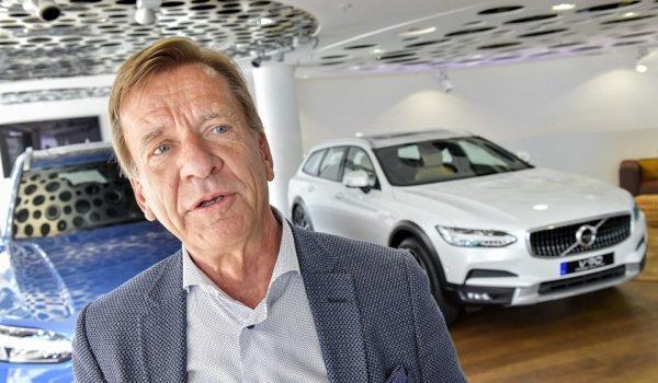 Volvo Lanzará únicamente Modelos Eléctricos O Híbridos A Partir De 2019