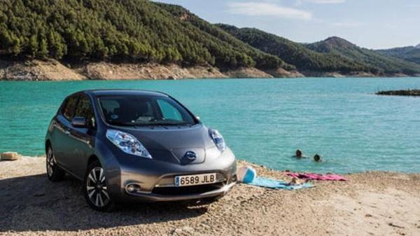 Nissan: Recargar Un Coche Eléctrico Es Tan Sencillo Como Recargar Un Móvil