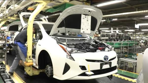 Innovación Toyota: Línea De Pintura Más Eficiente Para Una Producción Más Sustentable