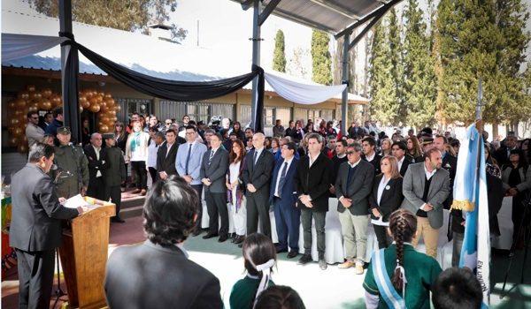 Ford Y Sus Concesionarios Reinauguraron En San Juan Su Escuela Rural Nº 25
