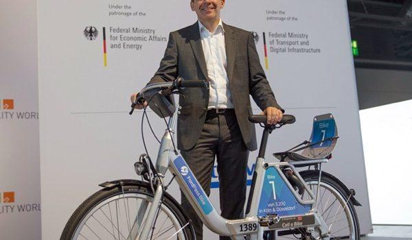 Ford: Lanzamiento Del Servicio Compartido De Bicicletas En Alemania