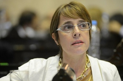 Greenpeace: La Diputada Burgos Está Cajoneando La Ley De Delitos Forestales