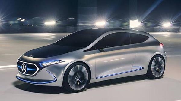 Mercedes-Benz: Concepto EQA