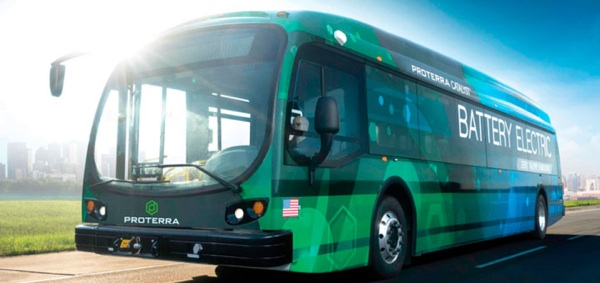 El Autobús Eléctrico Que Ha Recorrido 1.772 Km Sin Recargar Su Batería