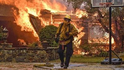 Incendios En California Provocan 11 Muertos Y Más De 150 Desaparecidos