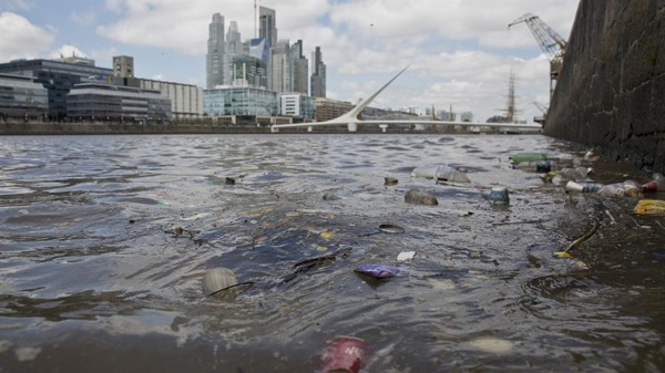 Advierten Que El Agua De Los Diques De Puerto Madero Está Contaminada Y Recomiendan No Hacer Deportes Acuáticos