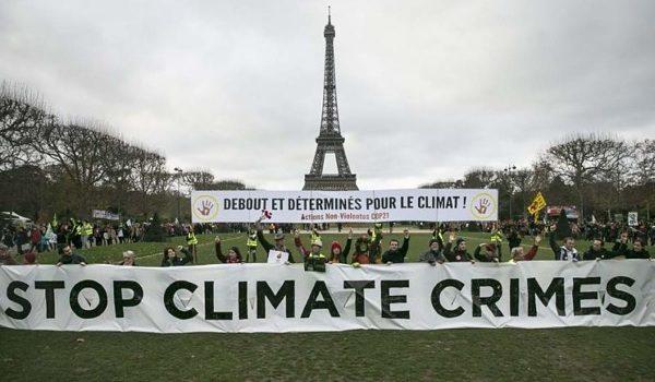A Dos Años Del Pacto Climático, Las Metas Propuestas En París Son Aún Muy Lejanas