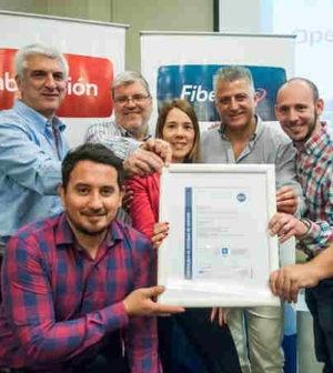 Cablevisión-Fibertel Re-certifica Su Gestión Ambiental En Rosario