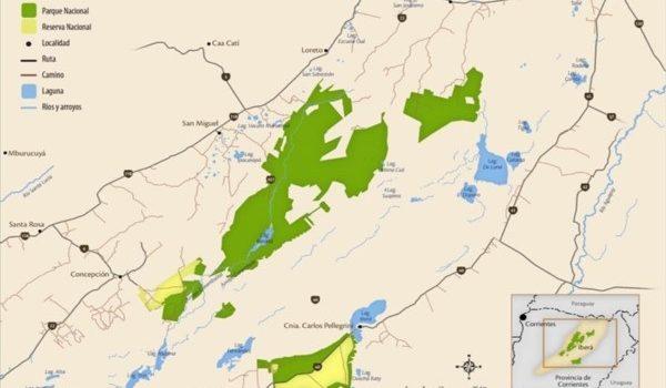 El Parque Nacional Iberá Suma 42 Mil Hectáreas