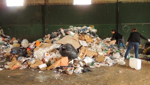 Reutilización Del Plástico De RSU