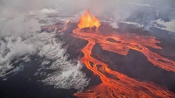 El Cambio Climático Podría Alterar La Actividad Volcánica De Islandia