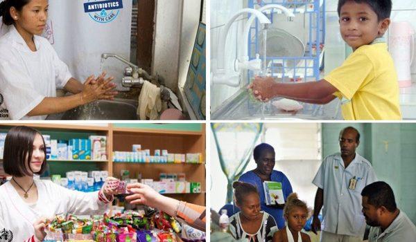 La Resistencia Antimicrobiana Causada Por La Contaminación Es Una De Las Mayores Amenazas Emergentes Para La Salud