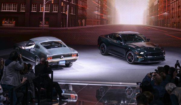 Ford Motor Company Anuncia Novedades En El Salón Internacional Del Automóvil 2018 En Detroit