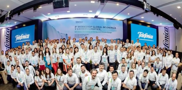 Telefónica Premia A Los Proyectos Que Más Han Contribuido A Sus Objetivos De Eficiencia Energética