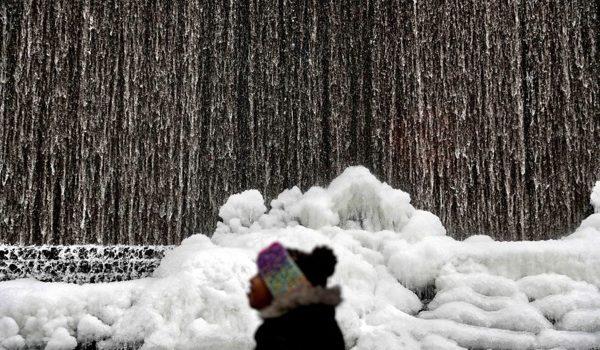 Un Ciclón Invernal Amenaza Toda La Costa Este De Estados Unidos