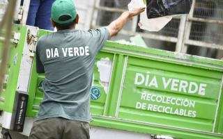 """Vicente López: Programa """"Día Verde"""" Superó Los Dos Millones De Kilos En Residuos Reciclables Recolectados"""