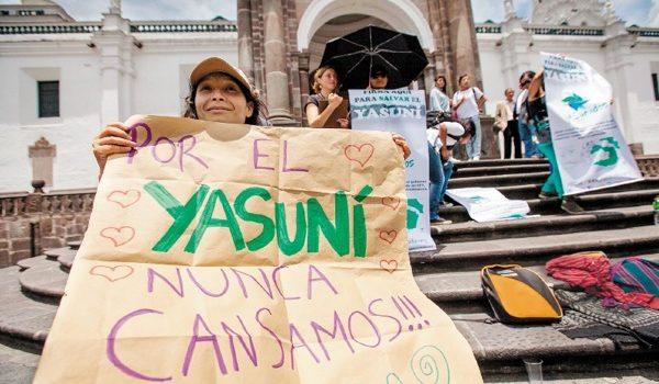 Ecuador Le Dice No Al Petróleo En El Amazonas