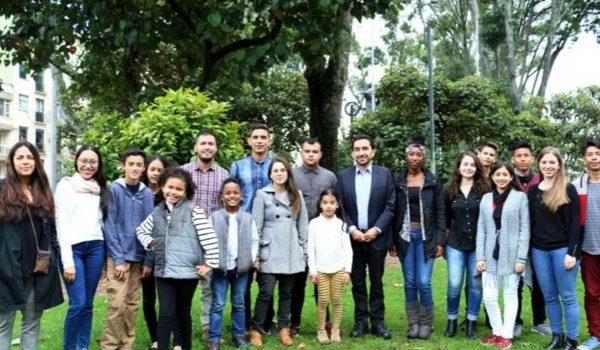 Jóvenes Colombianos Luchan En Los Tribunales Para Salvar La Amazonia