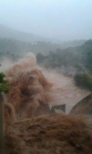 Temporal, Inundaciones Y Destrozos En Salta