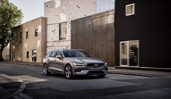 Volvo V60 Station Wagon Tendrá Dos Versiones Híbridas Enchufables