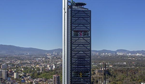 El Edificio BBVA Bancomer Es Reconocido Por Su Construcción Sustentable