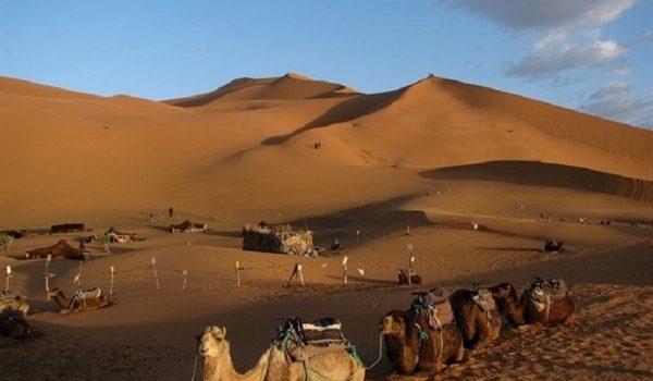 El Sáhara Se Agranda Por El Cambio Climático