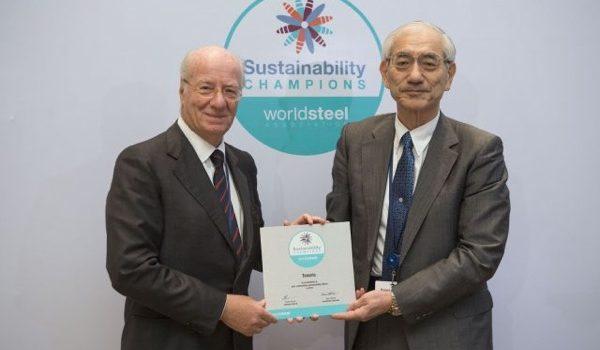 Tenaris Fue Reconocida Globalmente Como Una Compañía Siderúrgica Líder En Sustentabilidad